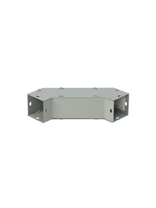 Hoffman F22G90SE 2.5 x 2.5 Inch Steel 90 Degrees Sweep Wireway Elbow