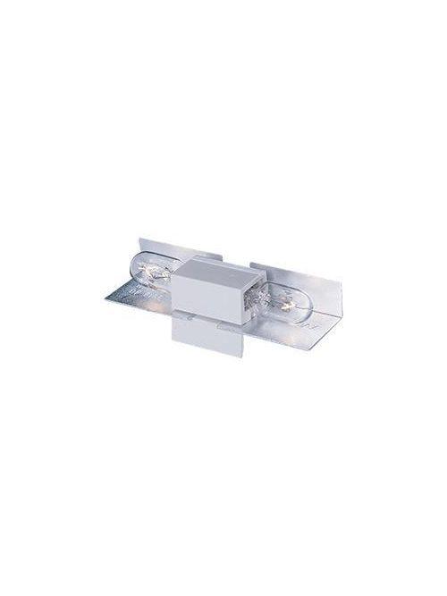 Sea Gull Lighting 9428-15 3/5 W 12 Volt White T3 1/4 Incandescent/Xenon Lampholder