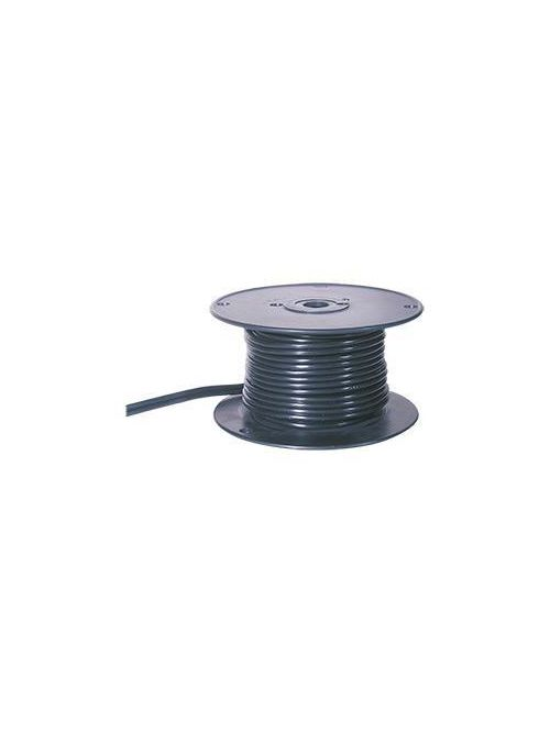 Sea Gull Lighting 9469-12 12/24 Volt 300/600 W 10/2 AWG 25 Foot Black Indoor Lighting Track Cable