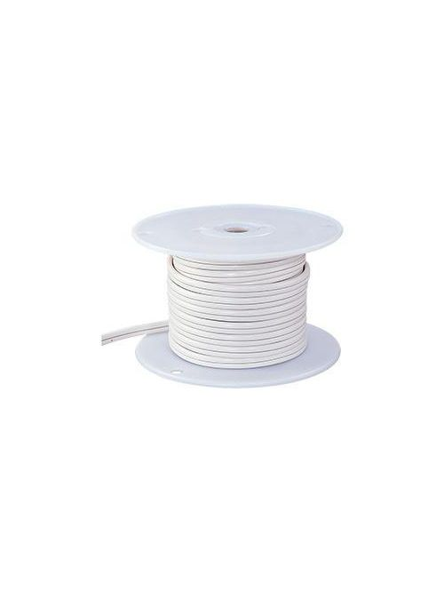 Sea Gull Lighting 9470-15 12/24 Volt 300/600 W 10/2 AWG 50 Foot White Indoor Lighting Track Cable