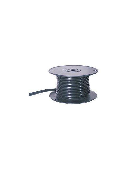 Sea Gull Lighting 9471-12 12/24 Volt 300/600 W 10/2 AWG 100 Foot Black Indoor Lighting Track Cable