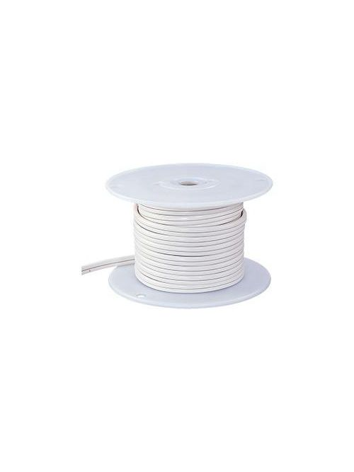 Sea Gull Lighting 9473-15 12/24 Volt 300/600 W 10/2 AWG 1000 Foot White Indoor Lighting Track Cable