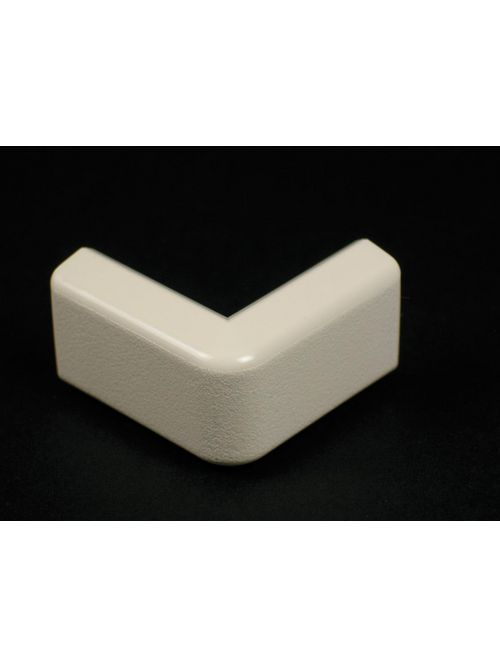 "Wiremold 418 1-1/2"" Ivory External Elbow"