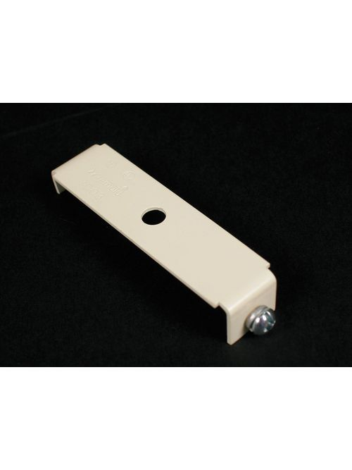 Wiremold G3003 Gray Steel Support Clip