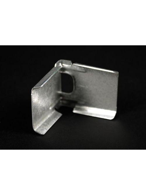 Wiremold 2017TC 1-1/2 Inch Steel Internal Corner Coupling