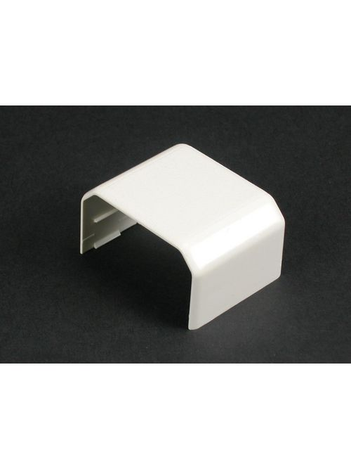 Wiremold NM2006 1-1/2 Inch Ivory Non-Metallic 1-Channel Raceway Cover Clip