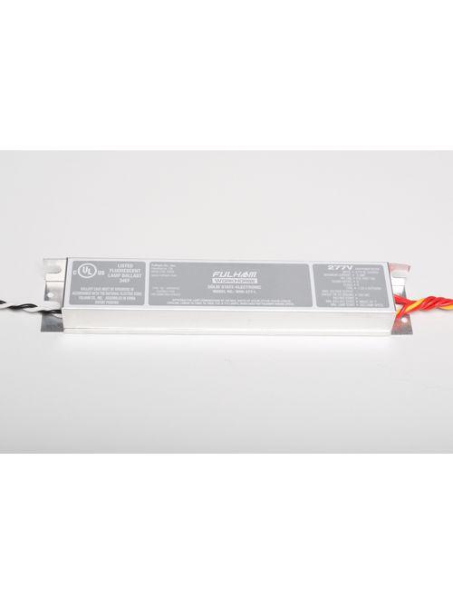 Fulham Company WH6-277-L 140 W .50 Amp 277 Volt Ballast