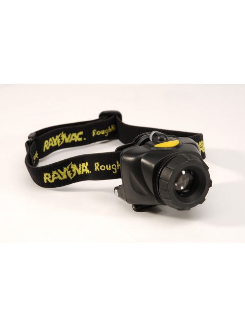 Rayovac RNHL3AAA-BE 80 Lm 3 AAA Batteries Included Roughneck LED Headlight