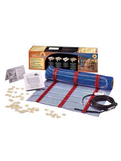 EasyHeat SAM1017 13.33 Foot x 20 Inch 120 VAC Floor Warming Mat Kit