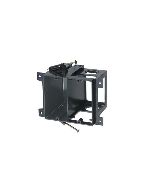 Arlington LVD2 2-Gang Low Voltage Mounting Bracket