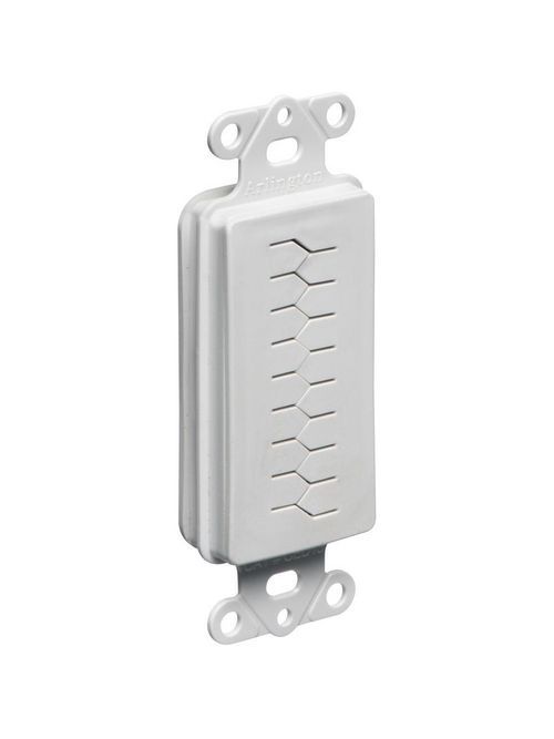 Arlington CED130 Cable Entry Device with Slotted Cover