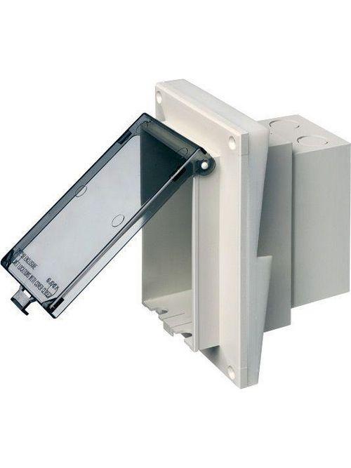 Arlington DBVR151C 5/8 Inch Lap Clear In-Box