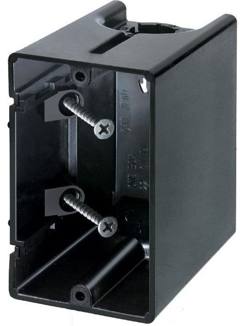 Arlington F101 Screw Mount Device Box