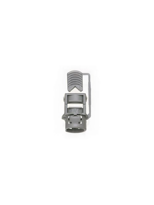 Arlington NM841 PVC Non-Metallic Cable Connector with 1/2 Inch Knockout