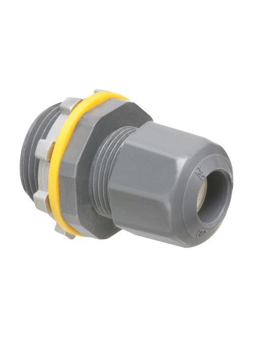 Arlington LPCG753 .100 to .300 Inch Cord Range 3/4 Inch Non-Metallic Coupling