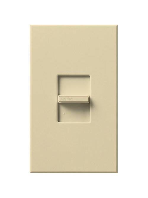 Lutron Electronics N-603P-IV 600 W 120 Volt Ivory 1-Pole/3-Way Incandescent Preset Dimmer