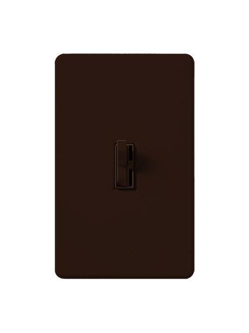 Lutron AY-103P-BR Ariadni 1000 W Preset 3-Way Brown Dimmer