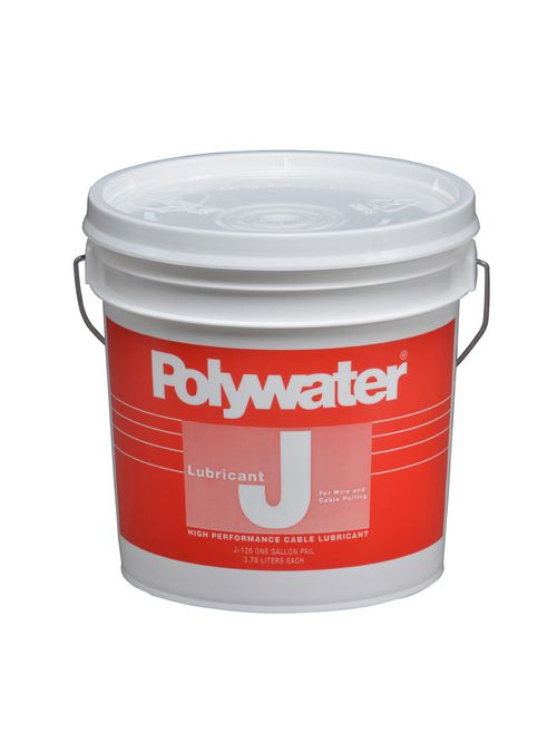 American Polywater J-128 1 Gallon Pail 7.5 to 9 pH Cable Lubricant