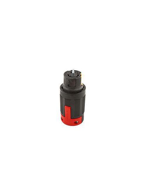 Arrow Hart Wiring CS8364EX 50 Amp 250 Volt 3-Pole 4-Wire Pro Grip Nylon Connector