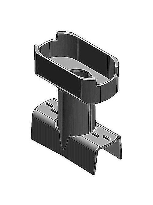 Carlon E973K Round Floor Box Divider Kit