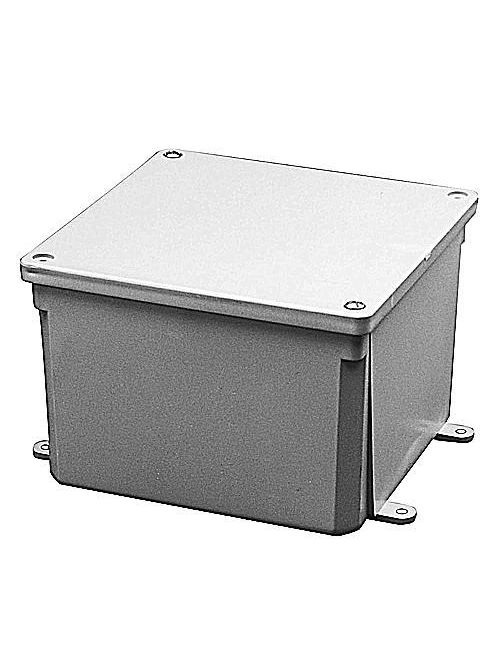 Carlon E989PPJ 5 x 5 x 2 Inch Junction Box