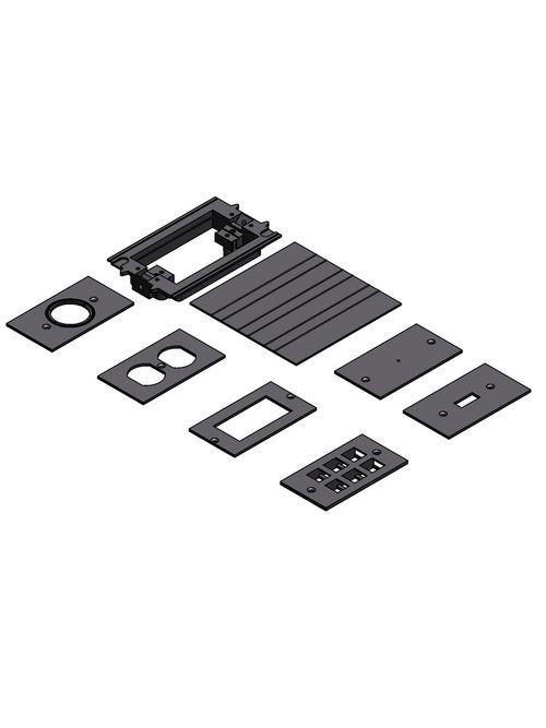 Carlon E976AK2 Rectangular Floor Box Activation Kit