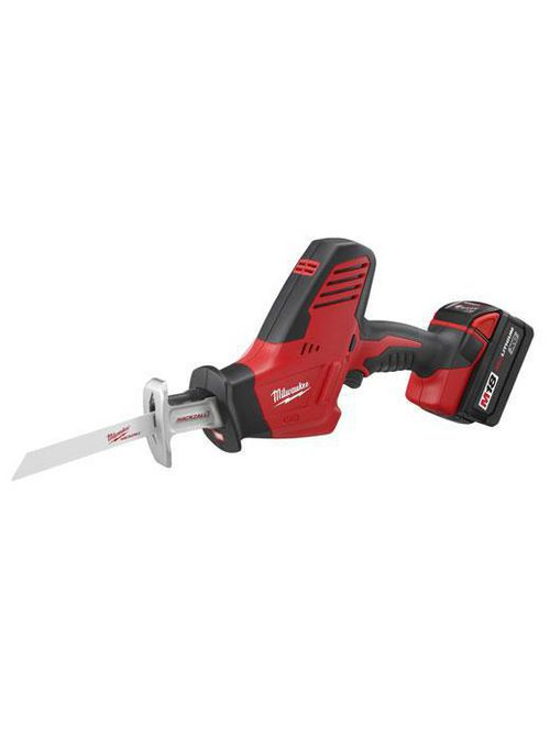 Milwaukee 2625-21 Hackzall M18#8482; Cordless Lithium-Ion One-Handed Recip Saw Kit