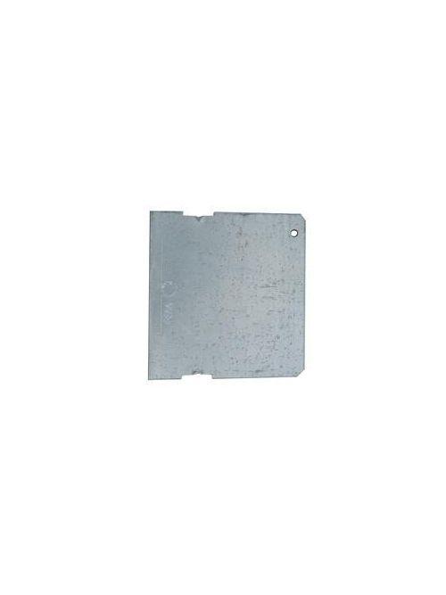 RACO 676 3-1/2 Inch Pre-Galvanized Steel Gangable Masonry Box Low Voltage Partition
