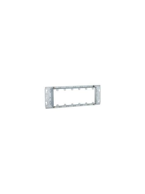 Raco 825 14-1/4 Inch 13/16 Inch Raised 28.3 In Steel 6-Gang Box Cover