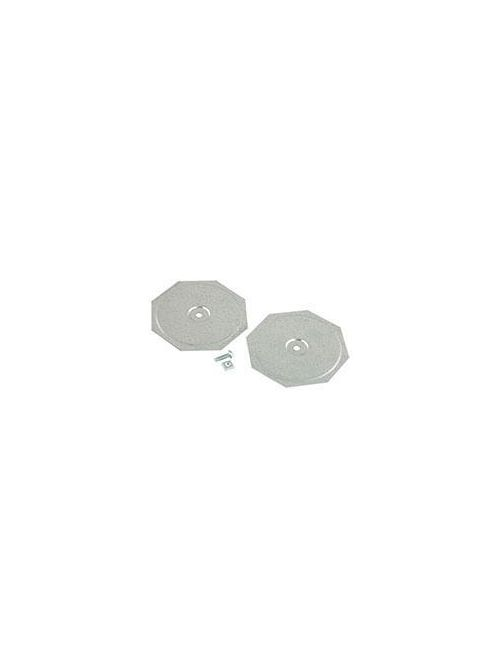RACO 1037 2-Piece 2-1/2 Inch Steel Knockout Seal