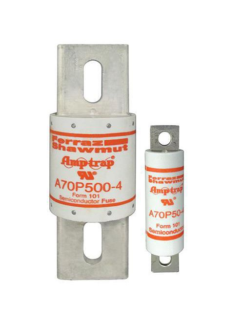 Ferraz Shawmut A70P400-4 50.8 x 129 mm 400 Amp 700 Volt Semiconductor Protection Fuse