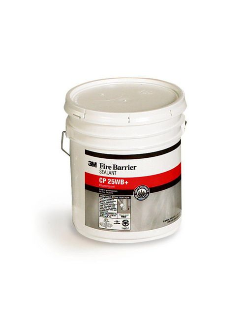 3M CP-25WB+5gal Fire Barrier Caulk Pail