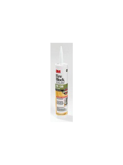 3M FB-13 12/Case 10.1 oz Fire Block Sealant Cartridge