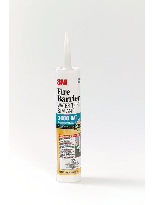 3M 3000WT-10.1oz Fire Barrier Water Tight Sealant