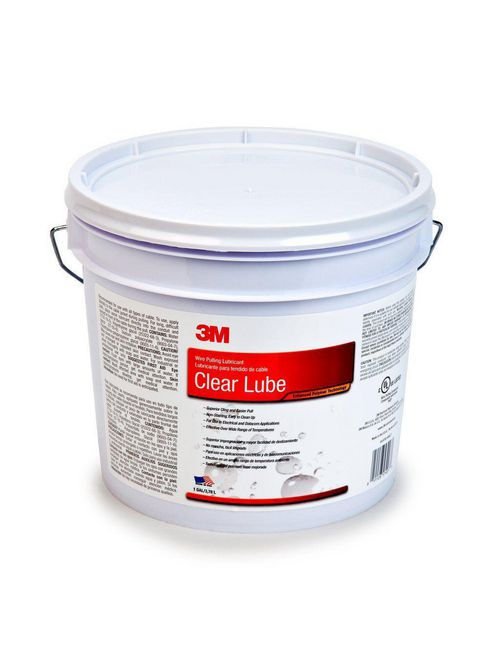 3M WLC-1 1 Gallon Clear Wire Pulling Lubricant