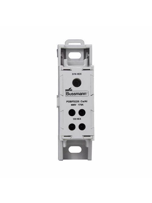 Bussmann Series PDBFS220 Finger Safe Assembly