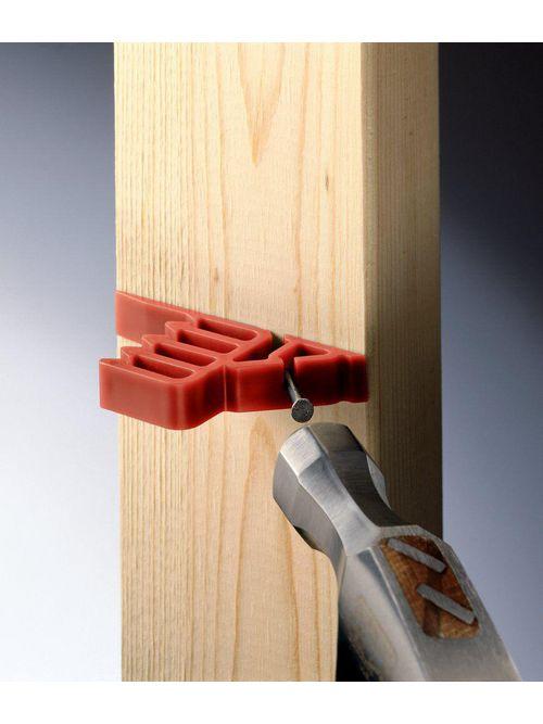 3M SI-1 Plastic Cable Stacker, White