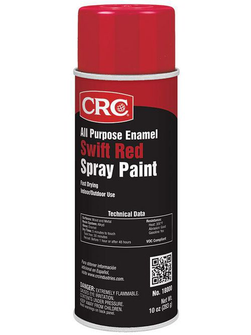 CRC Industries 18000 All Purpose Enamel Spray Paint
