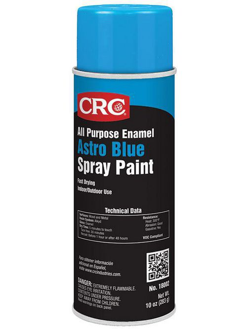CRC Industries 18002 All Purpose Enamel Spray Paint