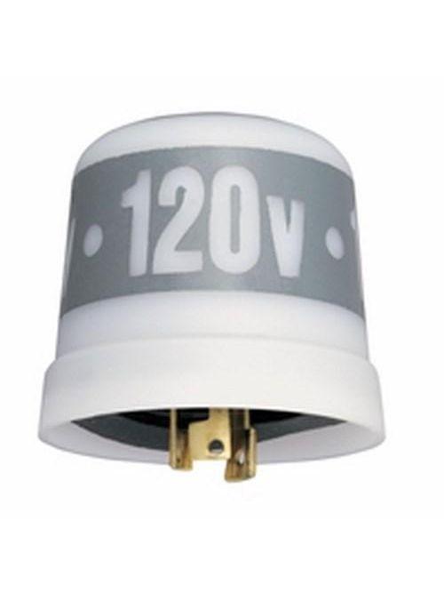 Intermatic LC4521C 120 VAC 50/60 Hz 1800 W Twist-Lock Thermal Photocontrol