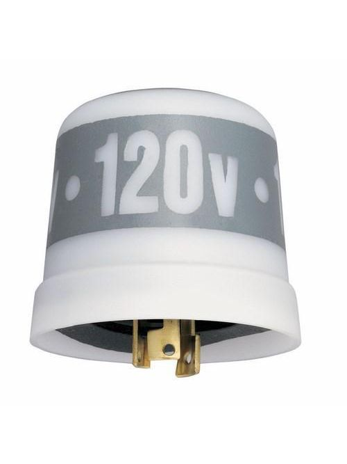 Intermatic LC4535LA 480 VAC 50/60 Hz 7200 W Twist-Lock Thermal Photocontrol with Surge Arrestor