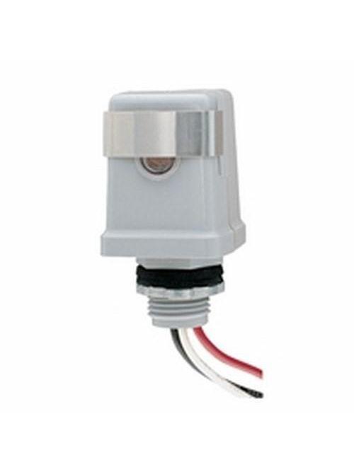 Intermatic K4123C 208 to 277 VAC 50/60 Hz 3100 to 4150 W Stem Mount Thermal Photocontrol