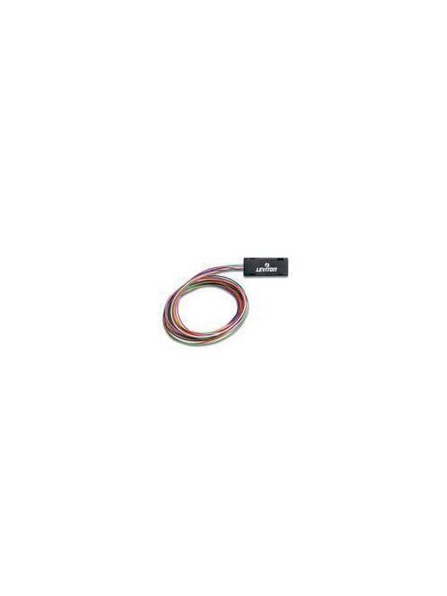 Leviton 49887-12L 36 Inch ABS Plastic Fiber Optic Fan Out Kit