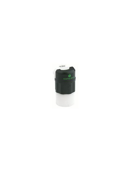 Leviton 8219-C 125 Volt 15 Amp 2-Pole 3-Wire NEMA 5-15R Black/White Nylon Grounding Straight Blade Connector