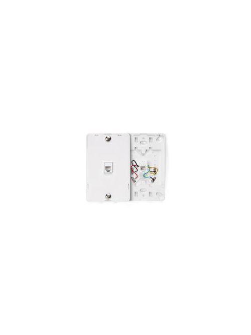 LEVITON 40914-W WHITE WALL PHONEJACK
