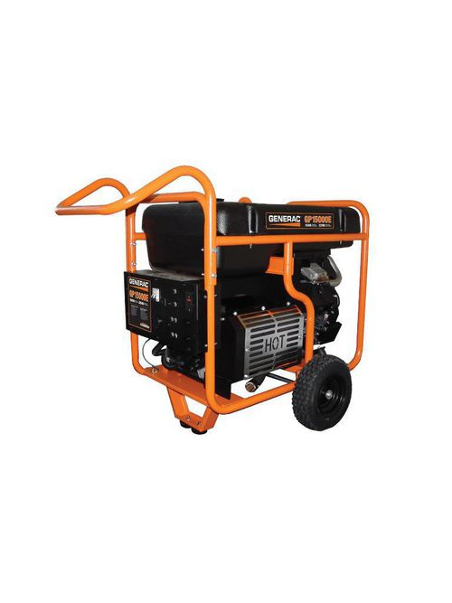 Generac 5734 15000 W 240 VAC 60 Hz Electric Start Portable Generator