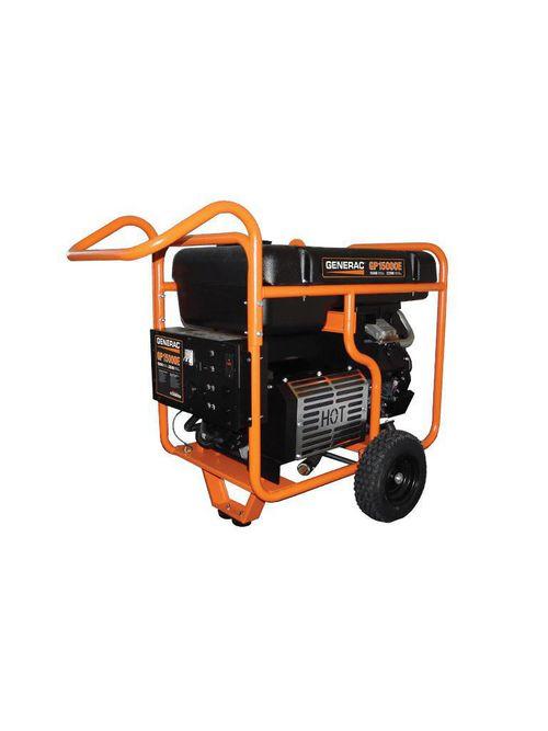 Generac 5734 15000 W 240 VAC 60 Hz Electric Start Portable Generator