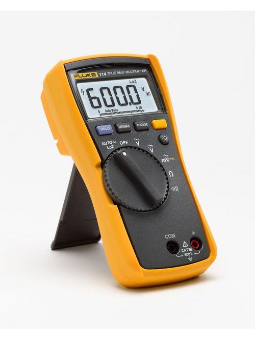 Fluke Electronics FLUKE-114 600 VAC/VDC Digital Multimeter