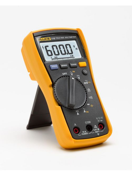 Fluke Electronics FLUKE-115 600 VAC/VDC True RMS Digital Multimeter