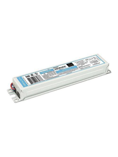 Advance ISB104014EI 120/277 Volt 2 to 4-Lamp T12HO Electronic Sign Ballast